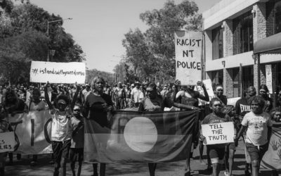 How Does Violence In A Remote Aboriginal Community Relate To The Workplace?